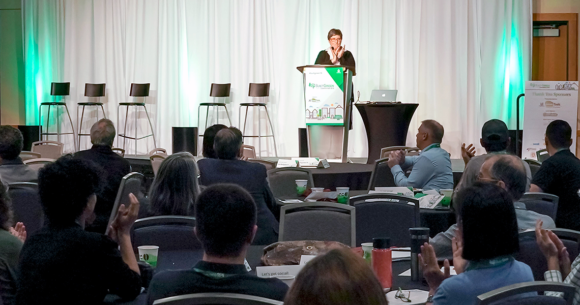 2019 Built Green Conference